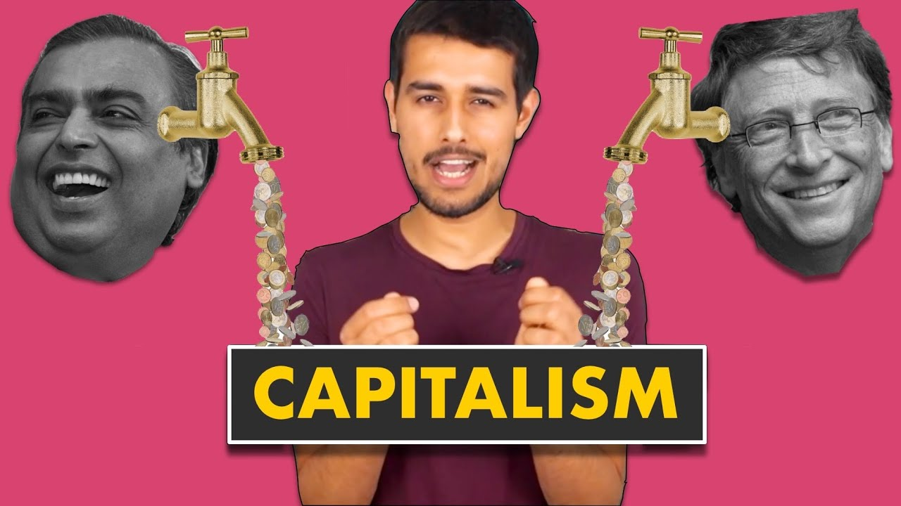 What is Capitalism? | How does Money make Money? | Dhruv Rathee