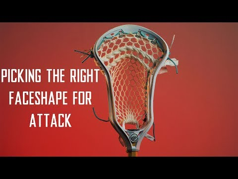 Should you use a Wide or Narrow Lacrosse Head for Attack?