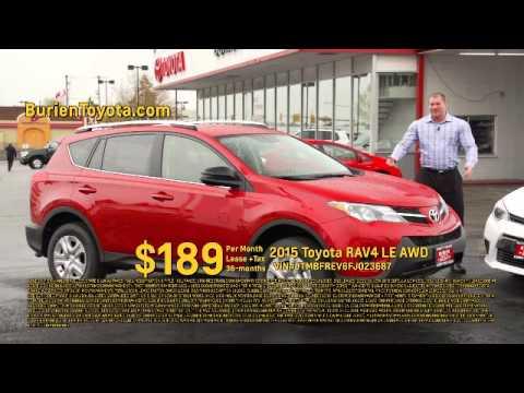 Burien Toyota - Choices