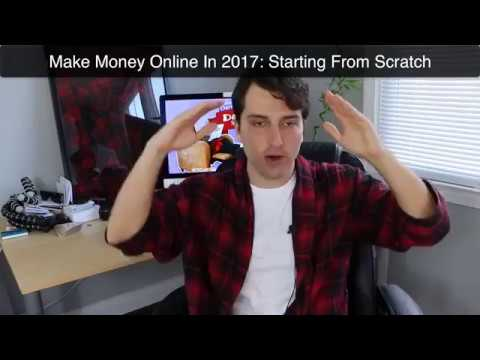 How To Make Money Online From Home -  Easy Work From Home Jobs That Pay $100 Daily In 2017