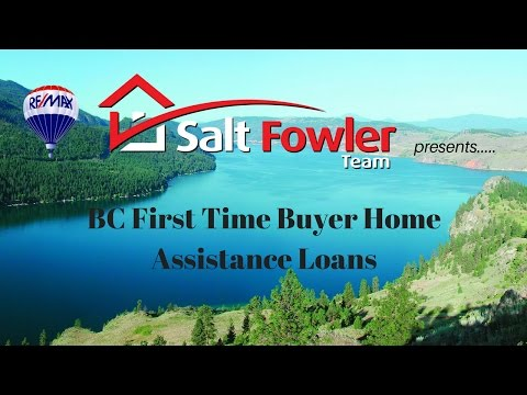 BC Down Payment Assistance Loans for First Time Buyers