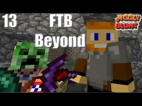 FTB Beyond #13 Enderman Farm
