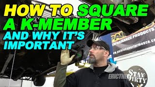 How To Square a K Member and Why It