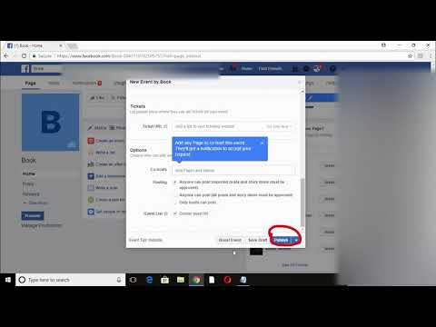 Copy of how to add  poll with multiple options on facebook page
