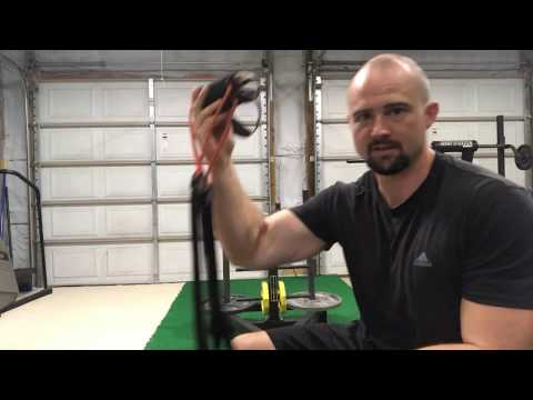 WOSS Suspension Trainer for Sled Drags