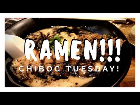 Chibog Tuesday - Mendokoro Ramenba vs Washoku Mushashi_Tei Ramen