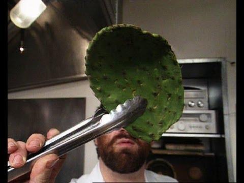 Fried Cactus - Santa Fe - Floyd's American Pie - BBC Food