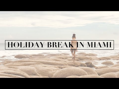 Holiday Break in Miami | Scout The City