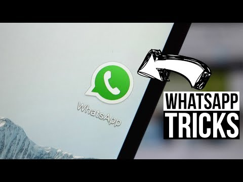 10 Cool New WhatsApp Tricks You Should Know (2017)