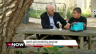 Pinellas Lunch Pals program is changing lives