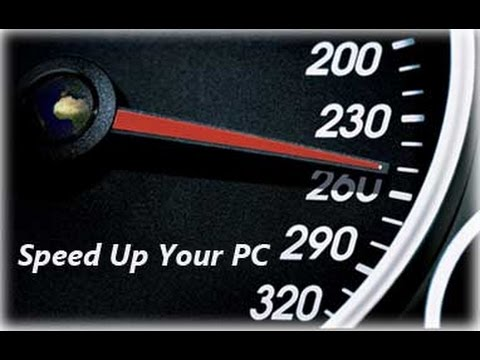 How to make your PC run faster ( 10 Steps )