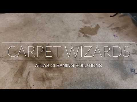 HOW TO CLEAN TOUGH STAINS & PERMANENT MARKET OUT OF CARPETS
