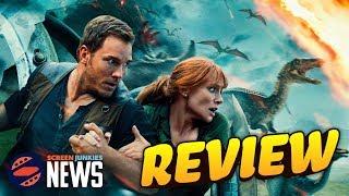 Jurassic World: Fallen Kingdom - Review!