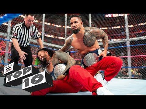 Xxx Mp4 The Usos 39 Greatest Moments WWE Top 10 Jan 8 2020 3gp Sex