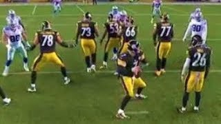 NFL/NCAA Fake Spike Trick Plays