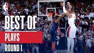 Best Plays of the 2019 NBA Playoffs | First Round