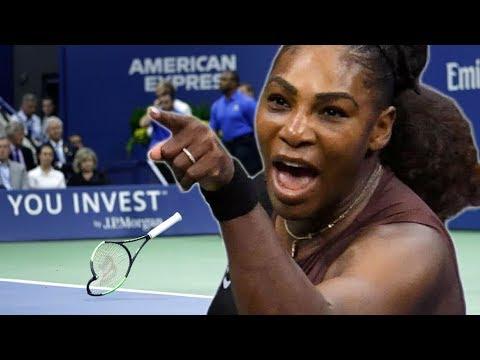 Shut Up Serena Williams