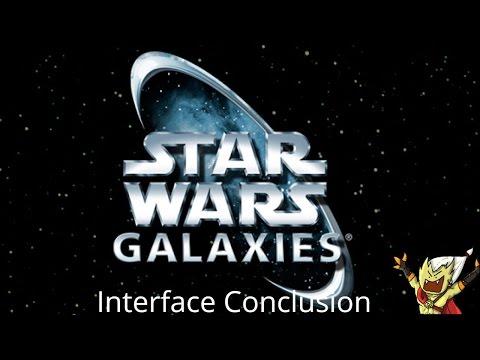 Pre-cu Star Wars Galaxies Emulator Tutorial: Interface Guide Conclusion