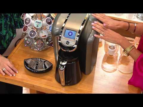 Keurig 2.0 K550 Coffee Maker w/ 36 K-Cup & 12 K-Carafe Packs with Mary Beth Roe
