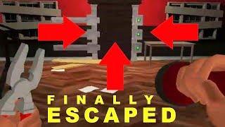 Entity A Horror Escape Full Gameplay Walkthrough - Yare Studios