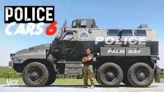 POLICE CARS (MRAP SWAT TRUCK Palm Bay Police Department)