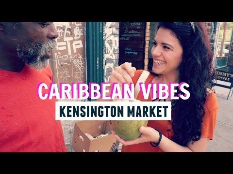 Caribbean Vibes | Coconuts | Kensington Market