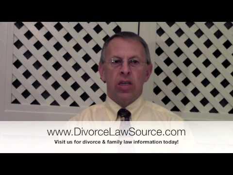Divorce Lawyer On Child Support Case & Boxer