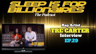Rapper TRE CARTER talks overcoming drug use, Alondra Dessy cheating rumors & MORE w/ Jonni Vegaz