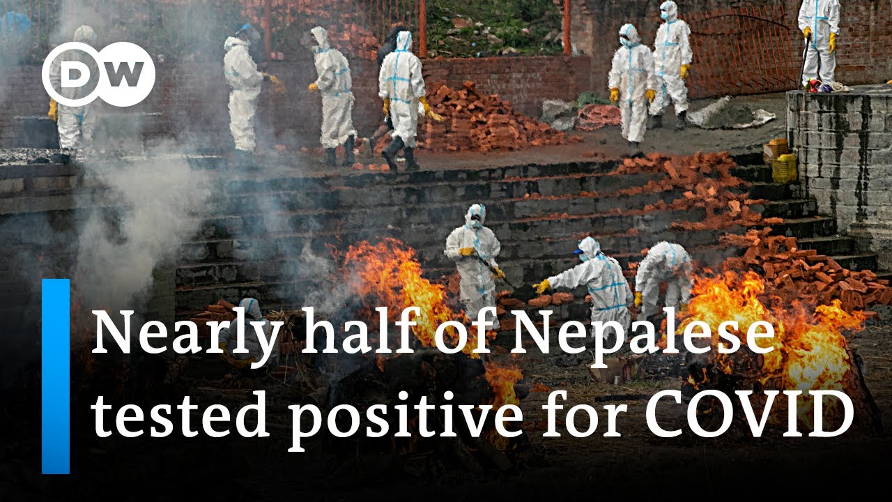 Nepal sees explosion in COVID-19 cases   DW News