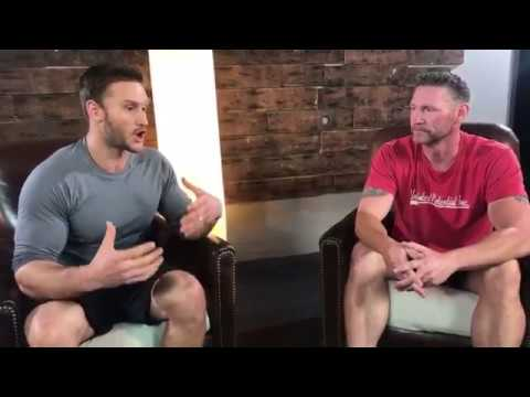 Live: Anxiety and Depression: World Series Champ Aubrey Huff (SF Giants)