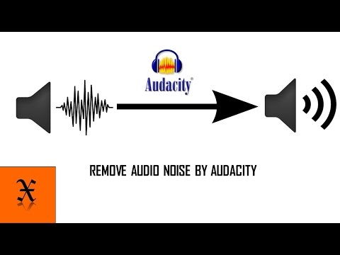 How to get rid of Background Noise & Improve Audio Quality Using Audacity (Free for mac & windows)