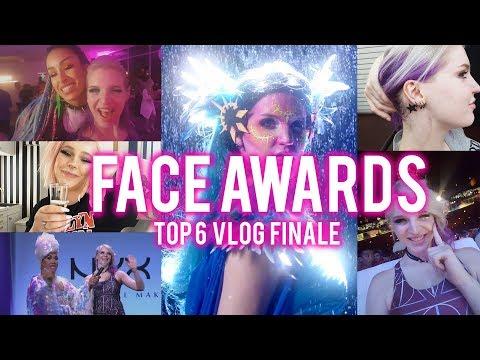 FACE AWARDS Top 6 Vlog | Week 2 Finale