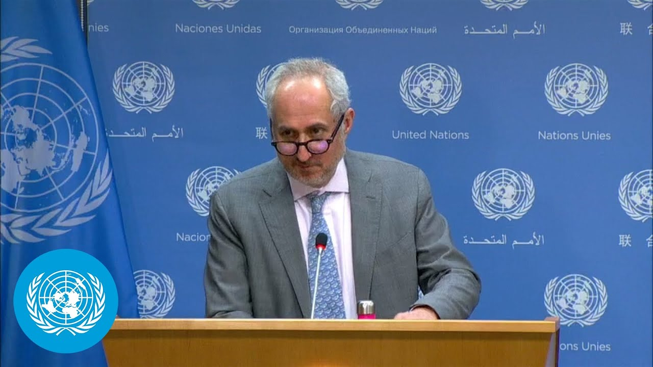 Cyprus Statement, Lebanon Statement, Syria & other topics - Daily Briefing (25 February 2021)