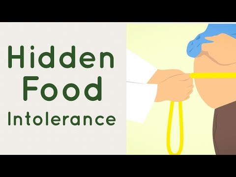 HIDDEN FOOD INTOLERANCE | Is it stopping you from losing weight?