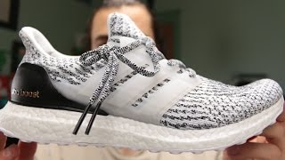 The adidas Ultra Boost 3.0 'Oreo' is Available Now
