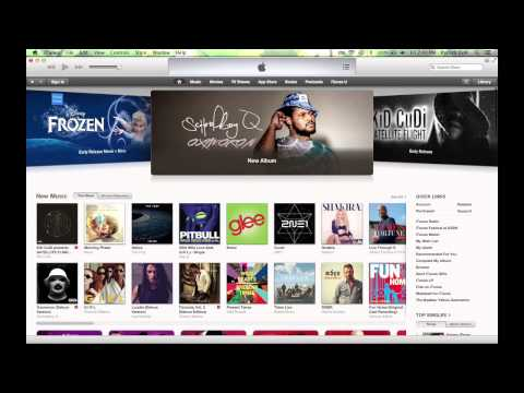 How to Switch to a Different Country in the iTunes Store : Help for iTunes