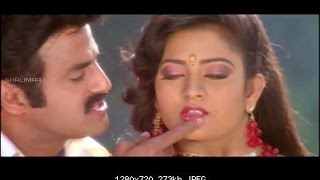 Indraja hot Seducing Balakrishna