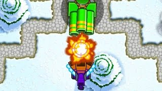 BTD Science - Triple Mortar VS Triple Chipper
