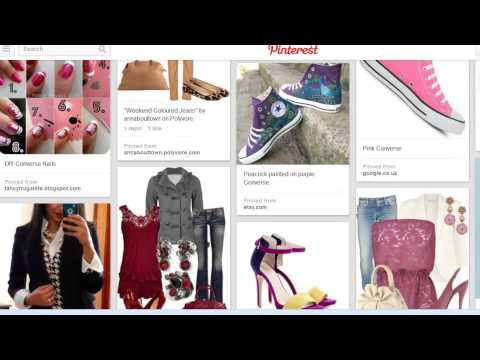 Using Pinterest to Find the Perfect Gift