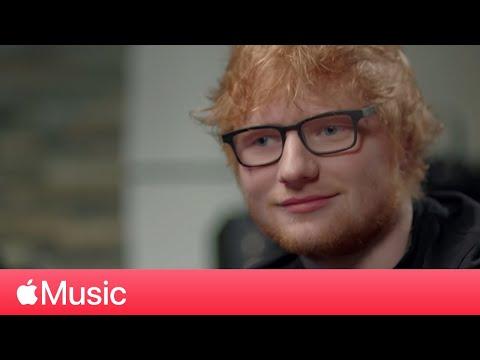 Ed Sheeran: Goals and Accomplishments  [FULL INTERVIEW]   Beats 1   Apple Music