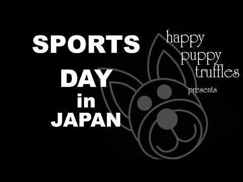 Sports Day in Japan - Japanese VLOG