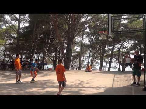 Europe Basketball League Highlights