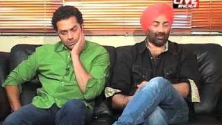 Point Blank with Sunny and Bobby Deol-4