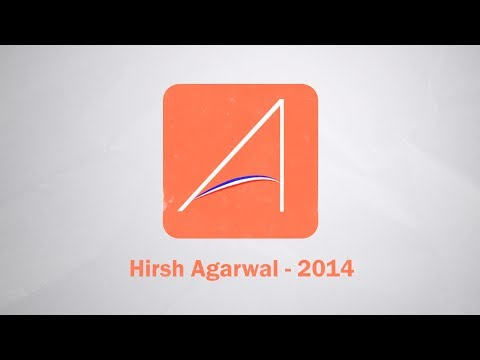 Agarwal 2014 Official Campaign Video