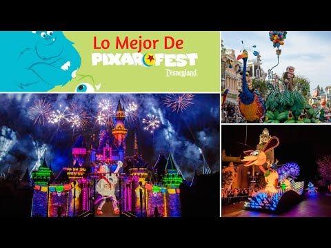 Lo Mejor de Pixar Fest en Disneyland Resort