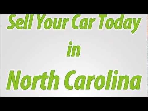 Sell A Car in North Carolina