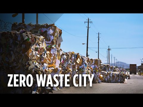 How San Francisco Is Becoming A Zero Waste City
