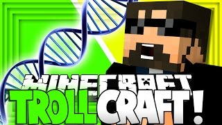 Minecraft: TROLL CRAFT | GIVING AWAY DNA?! [25]