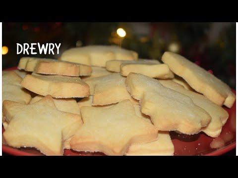 CHRISTMAS HANDMADE SHORTBREAD BISCUITS