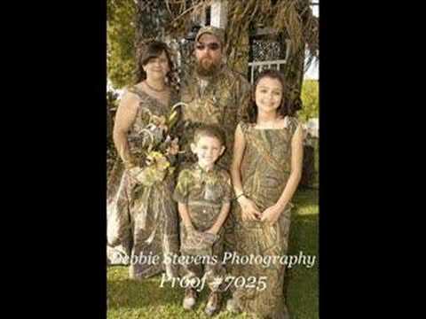 Only in Louisiana - A Cajun Wedding